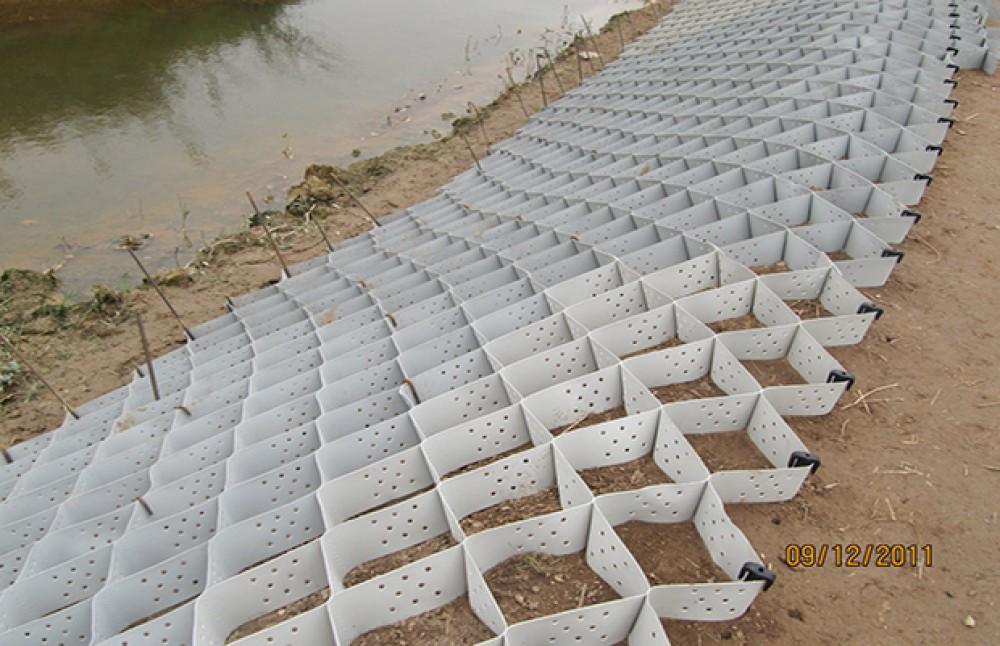 Dự án gia cố mái dốc Neoloy - Hà Nội
