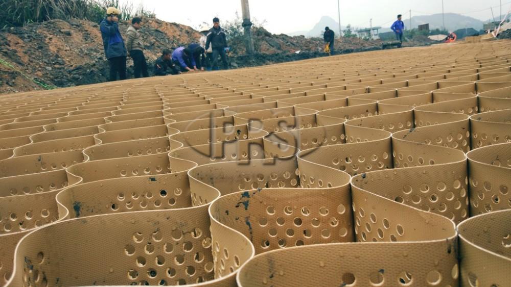 Dự án Neoloy gia cố đường Vinacomin - Quảng Ninh
