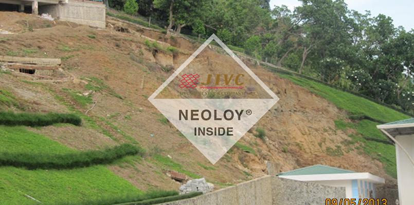 Dự án mái dốc Tapao Bình Thuận