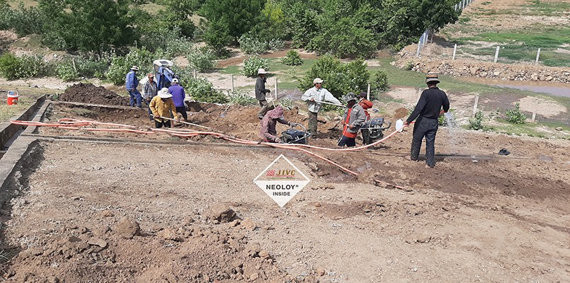 Dự án sửa chữa Hồ chứa nước Lanh Ra