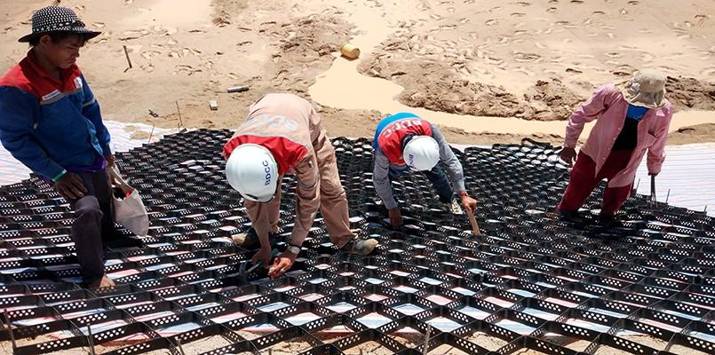 Dự án Hồ chứa Nước Ninh Thuận