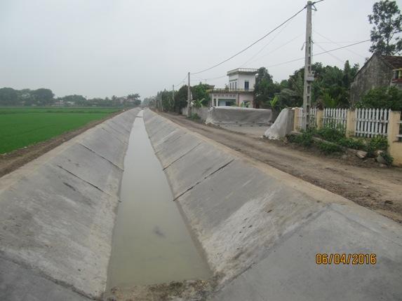 Ứng dụng Neoweb trong gia cố Kênh mương, Hồ chứa nước, mái thượng lưu sông Hồ...